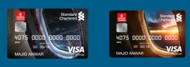Pakistan emirates standard chartered credit cards introduced earn skywards miles when you shop dine and travel with the most powerful co branded cards in pakistan while enjoying amazing benefits reheart Gallery